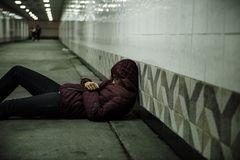 Obdachlose durch Schwangerschaft gerettet