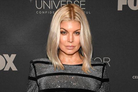 Fergie nahm täglich Crystal Meth: Die Sängerin bei einer Verleihung