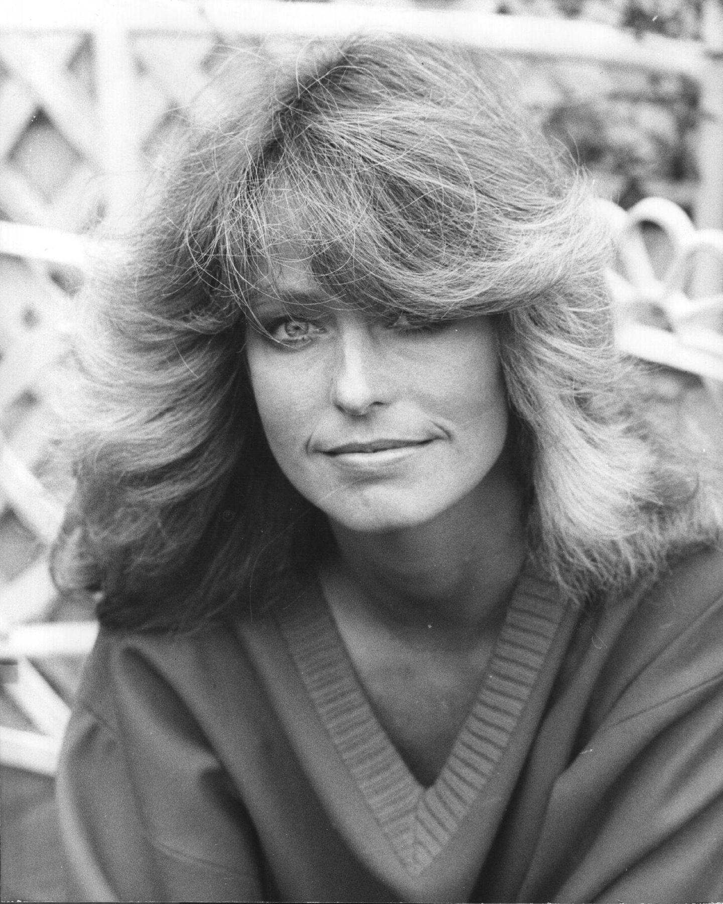 Portrait von Farah Fawcett 1978