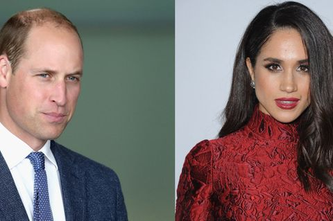 Meghan Markle, Prinz William