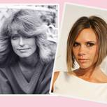 Die Frisuren der Stars der letzten 40 Jahre