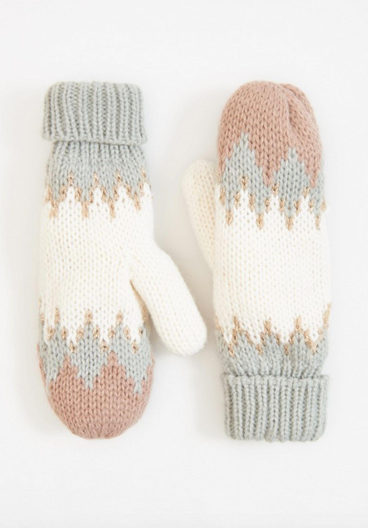 Winter-Accessoires: Handschuhe von Reserved zum Nachshoppen