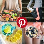 Pinnwand der Woche: Fit ins neue Jahr auf Pinterest