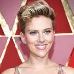 Scarlett Johansson im Portrait