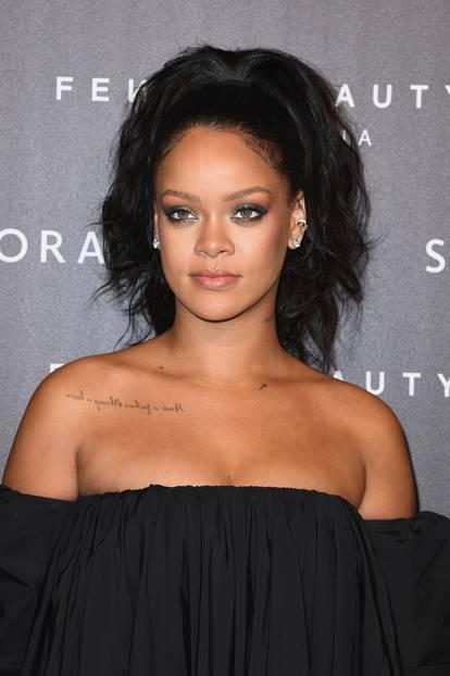 Rihanna im Potrait