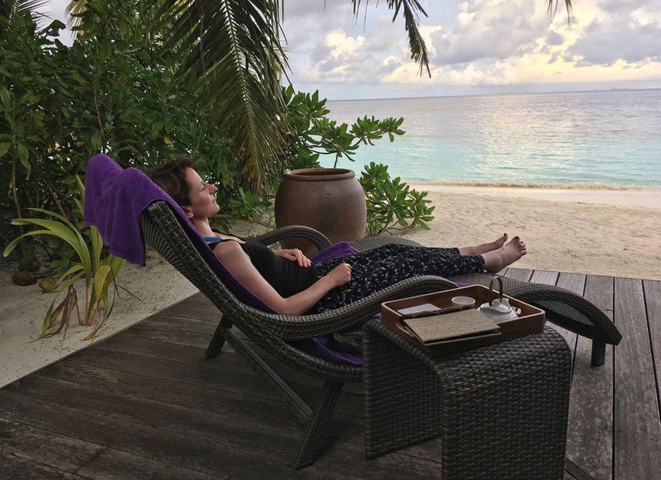 Malediven wellness