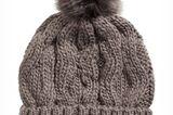 Winter-Accessoires: Mütze von H&M zum Nachshoppen