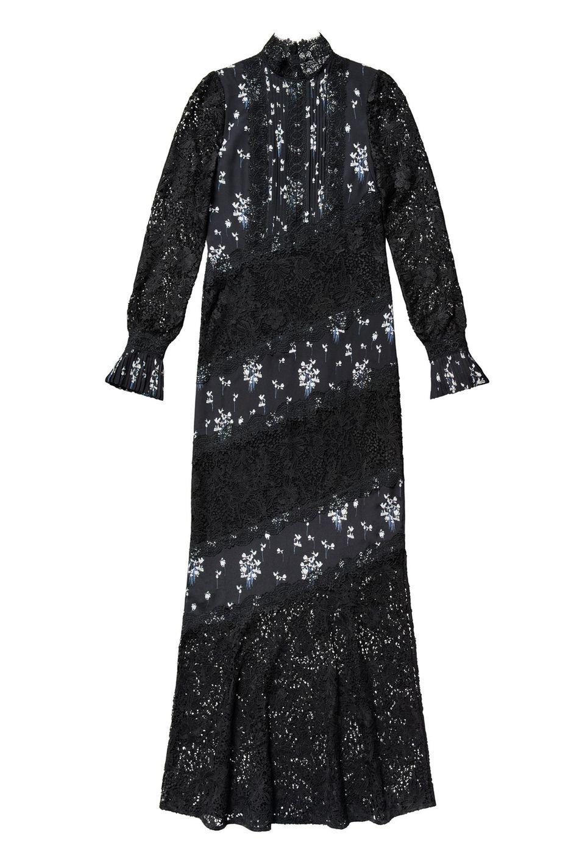 H&M x Erdem Kleid von Mette Marit