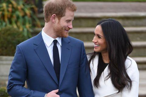 Diese 15 Hochzeits-Traditionen sind für Harry & Meghan Pflicht!