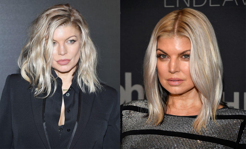 Auf den ersten Blick hat sich an Fergies Haarpracht kaum was getan, wer genauer hinsieht merkt: Der Scheitel liegt anders, die Haarlänge ist gekürzt, die Naturkrause gebändigt. Ob es an der Trennung von Ehemann Josh Duhamel liegt, dass Fergie sich an einem neuen Look probiert?