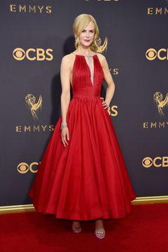 Roter Teppich 2017: Nicole Kidman bei den Emmy Awards