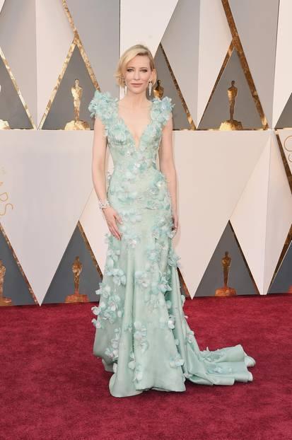 Roter Teppich 2017: Cate Blanchett bei den Oscars