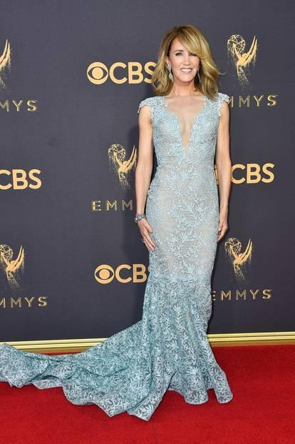 Roter Teppich 2017: Felicity Huffman bei der Emmy-Verleihung