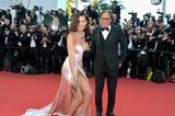 Fashion-Fauxpas 2017: Bella Hadid in Cannes