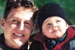 So rührend gratuliert Gina Schumacher ihrem Papa Schumi zum Geburtstag