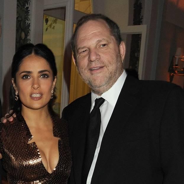 Weinstein: Vorwürfe von Salma Hayek sind