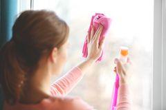 Fenster putzen - so macht ihr's richtig