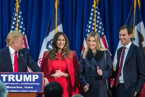 Wie peinlich! 4 Trumps wählen - 4 Stimmen sind ungültig