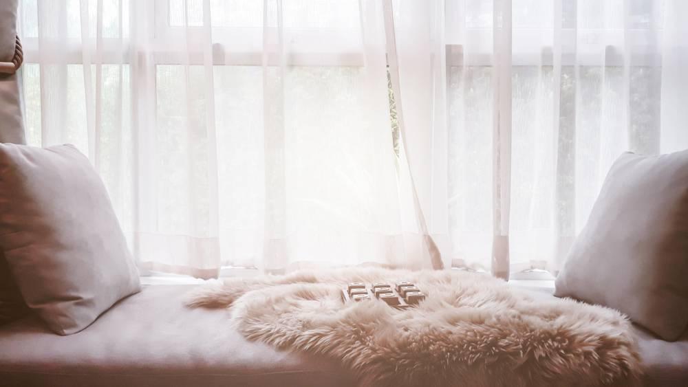 Gardinen waschen und pflegen - so geht's!