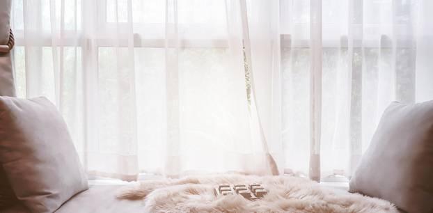Gardinen waschen und pflegen