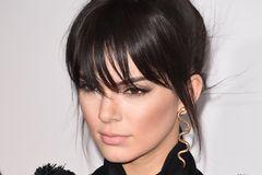 Fransenpony an Kendall Jenner
