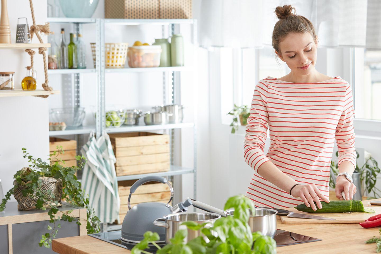 """""""Genuss"""": Die BRIGITTE-Diät für Frauen, die gern kochen"""