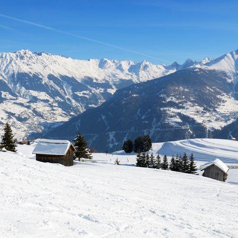 Winterurlaub mit Schneegarantie - hier wird's weiß!