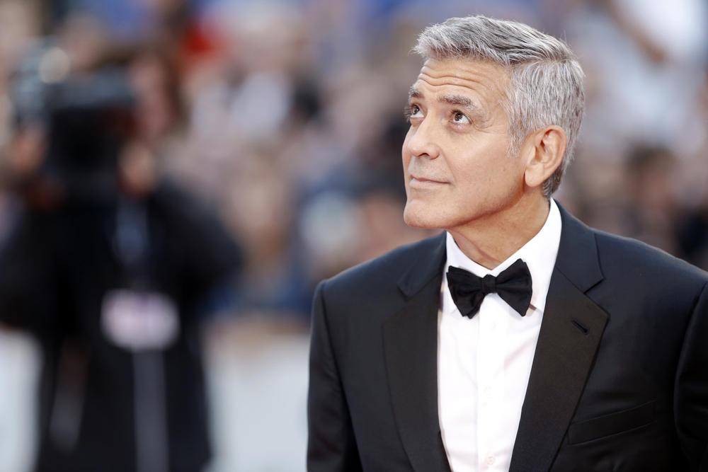 George Clooney: Millionen-Geschenk an seine Freunde | BRIGITTE.de