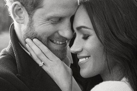 Harry & Meghan: Ihre offiziellen Verlobungsbilder sind zum Verlieben schön ❤️
