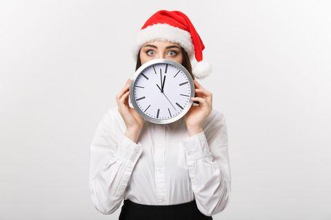 Weihnachtscountdown: Wenn Mama den Paketboten verfolgt