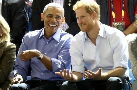 Darum darf Prinz Harry die Obamas nicht zu seiner Hochzeit einladen