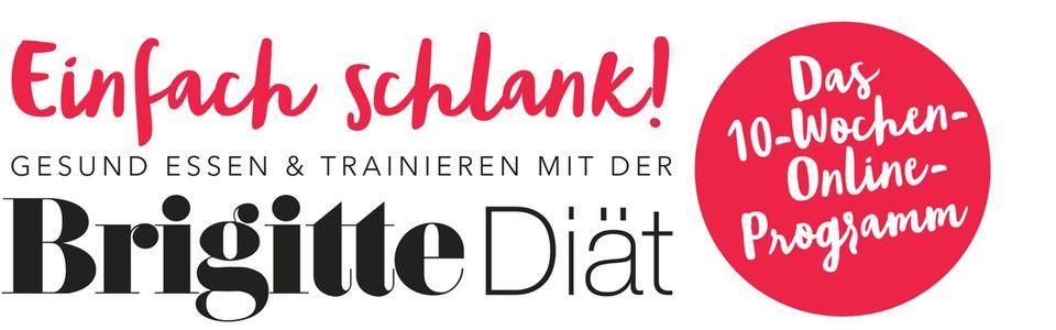 """""""Einfach schlank!"""" Das neue BRIGITTE-Diät-Online-Programm"""