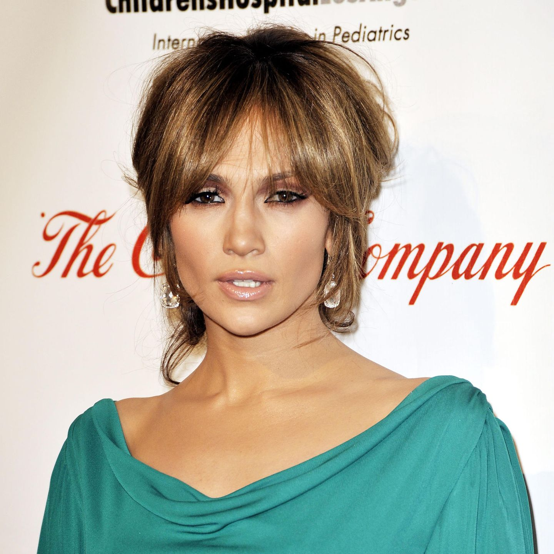 Fransenpony an Sängerin Jennifer Lopez
