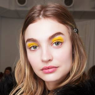 Make Up Trends 2018 Es Wird Bunt Brigittede
