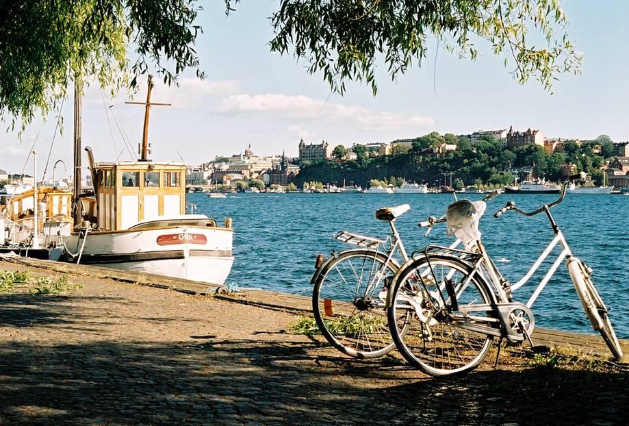Geheimtipps in Stockholm: Bycyklen