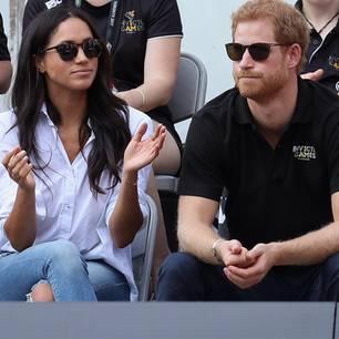 Prinz Harry und Meghan Markle sollen sich nach 5 Jahren trennen