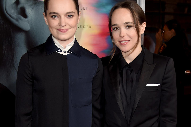 Ellen Page hat geheiratet