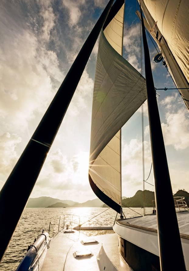 Seychellen: Einfach mal ins Glück segeln