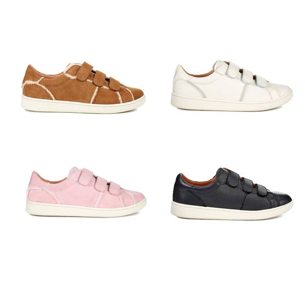 Ugg Sneaker in vier Farben