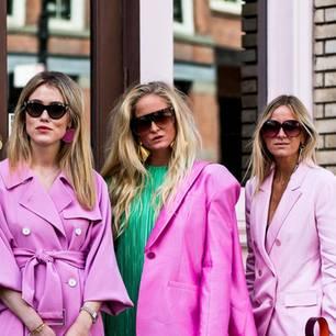 Blogger tragen große ohrringe
