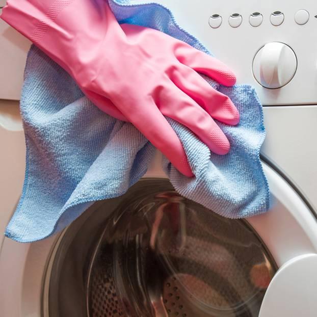 Waschmaschine reinigen - so funktioniert's!