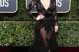 Golden Globes 2018: Catherine Zeta-Jones auf dem Roten Teppich