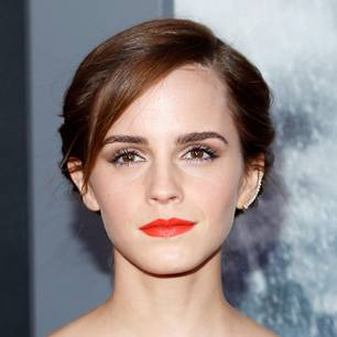 Emma Watson trägt jetzt Pony
