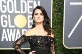 Golden Globes 2018: Penelope Cruz auf dem Roten Teppich