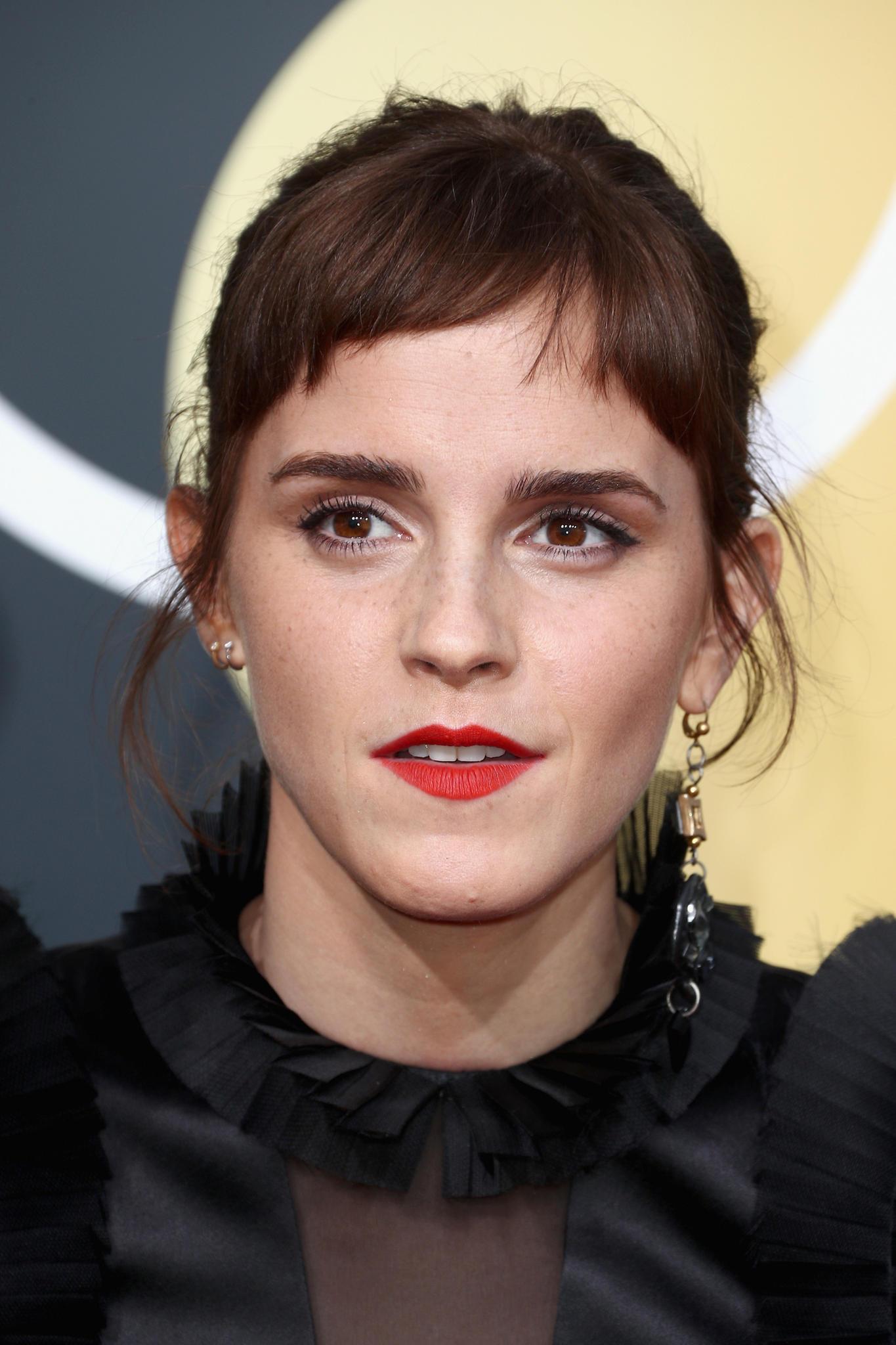 Schnipp Schnapp Emma Watson Hat Eine Neue Frisur