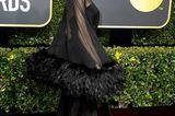 Golden Globes 2018: Angelina Jolie auf dem Roten Teppich