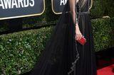 Golden Globes 2018: Diane Kruger auf dem Roten Teppich