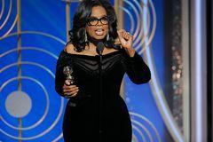"""""""Die Tage sind gezählt!"""" Oprah Winfrey spricht bei den Globes allen Frauen aus der Seele"""