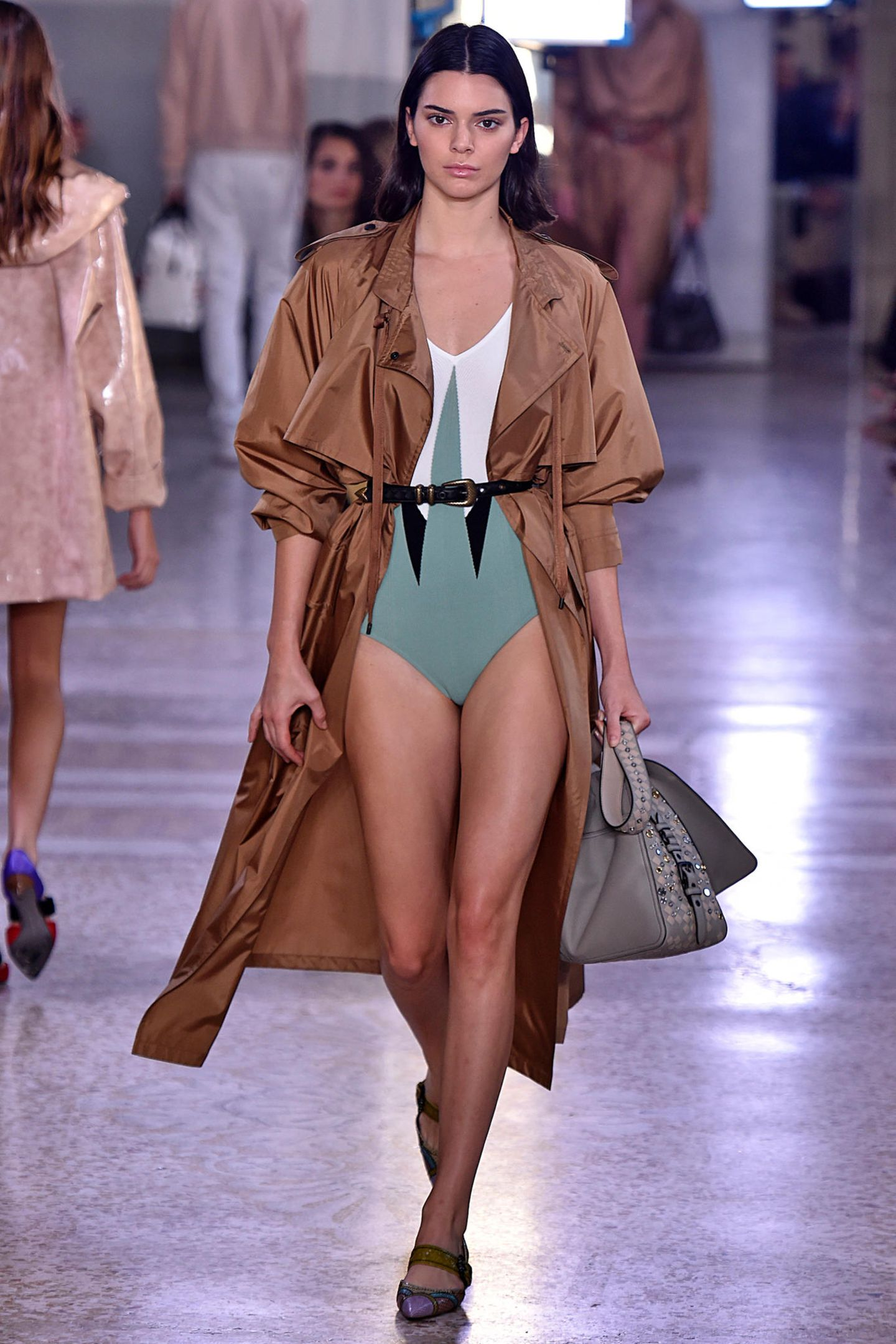 Duster Coat bei Bottega Veneta