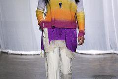 Regenbogen-Farben Sweatshirt bei Zadig & Voltaire